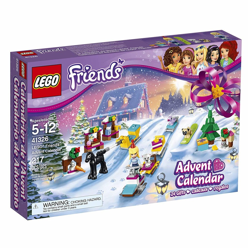 LEGOs Makes the Best Candy-Free Advent Calendar