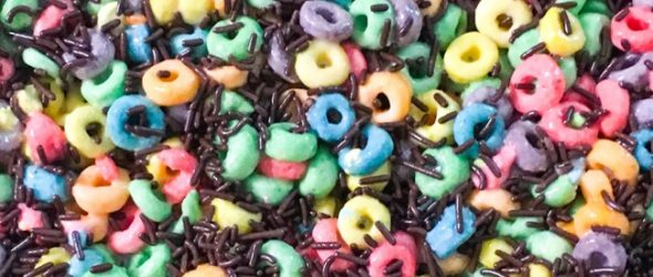When You Need a Sweet Snack – Froot Loops Treats