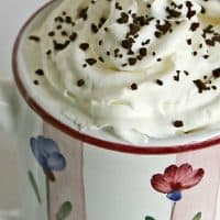 OMT's Hot Chocolate