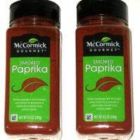 McCormick Gourmet SMOKED PAPRIKA 8.5oz (2 Pack)
