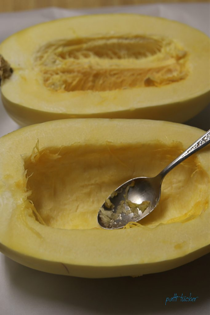 How-To Make a Simple Spaghetti Squash Dinner