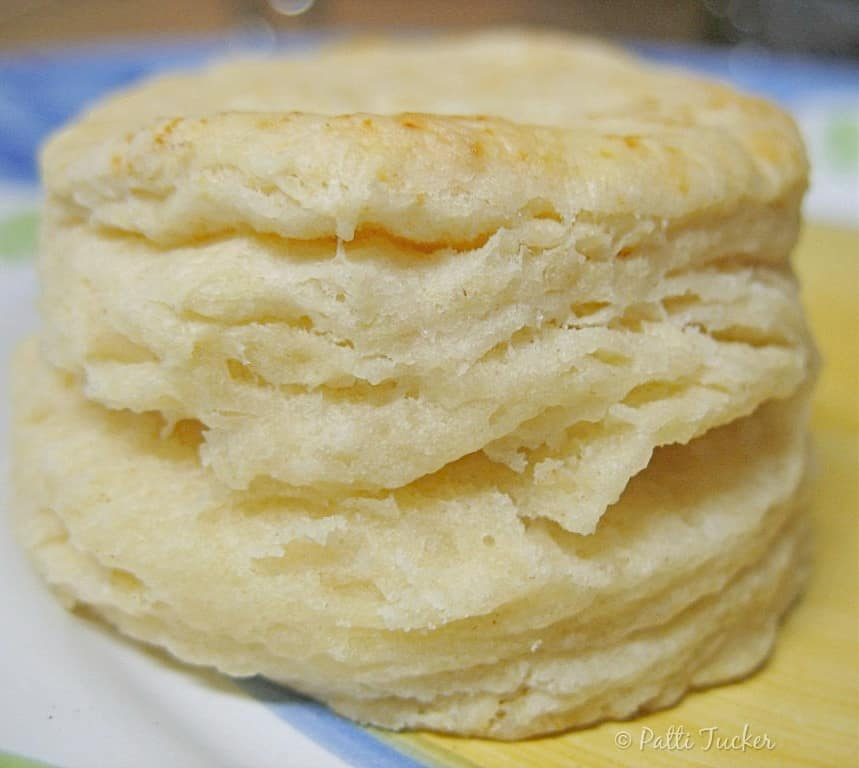 rolled biscuit