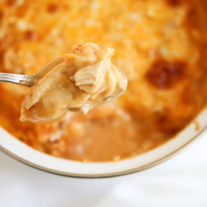 OMT's King Ranch Chicken